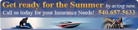 Boat and Motorcycle Insurance